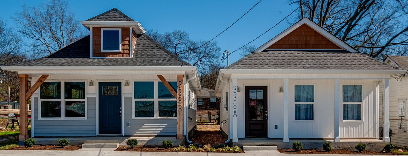 Kudzu Homes - New Construction & Renovated Urban Nashville Homes